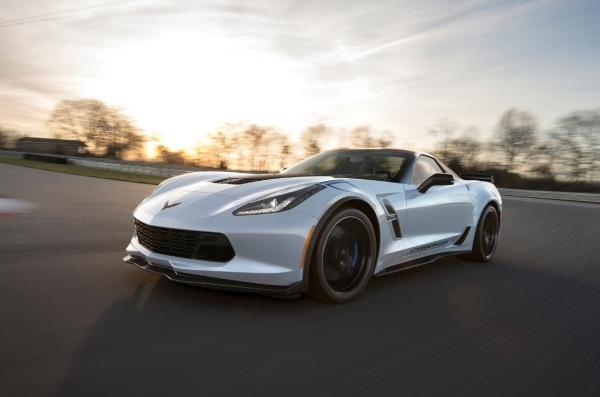 Corvette Carbon 65 Edition Meilenstein Der Modellhistorie
