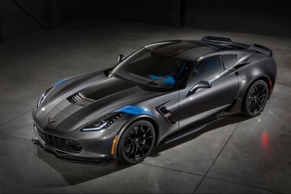 Chevrolet World Premiere Of The Corvette Grand Sport At The Geneva Motor Show 2016
