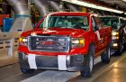 2014 GMC Sierra Double Cab Rolls Off Assembly Line