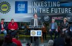 GM Invests Nearly $1.3 Billion For Five US Plant Upgrades